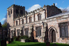 Things to do in Appleby: St. Lawrence's Church